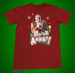 New A Christmas Story Its a Major Award Red Mens Vintage T Shirt $18.95