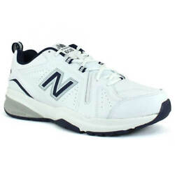 New Balance Men#x27;s 608v5 White Navy $65.95