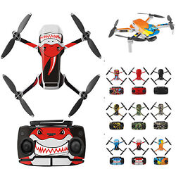 Waterproof Protective Cover Stickers Full PVC Decal Film for Mavic Mini Drone $13.48