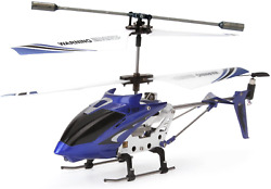 Syma S107G 3 Channel Rc Helicopter With Gyro Blue $31.86