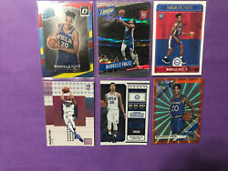 2017 18 Markelle Fultz RC And Parallel Lot $16.00