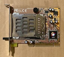 SIIG PCI To PCI Card Pro JJ PC1012 $20.00