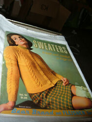 Bernhard Ullman Sweaters to Knit amp; Crochet up to size 44 $3.00