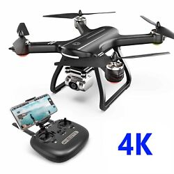 Holy Stone HS700D FPV 4K Drone HD Camera Brushless RC Quadcopter GPS WiFi Drones $199.94