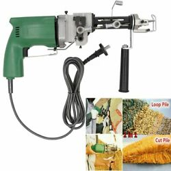 Electric Hand tufting gun Rug machines Can do both Cut Pile and Loop Pile) $299.98