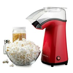 Nostalgia APH200RED 16 Cup Air Pop Popcorn Maker⚡FAST SHIPPING⚡ $29.97