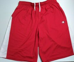New Champion Shorts with Pockets Athletic Fit Gym Basketball Shorts size M $9.99