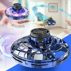 Mini Drone Quad Induction Levitation UFO Flying Toy Hand Controlled Gifts $14.58