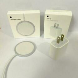 Wireless MagSafe Power Charger Magnetic Charging Adapter For iPhone 12 Pro Max $43.69