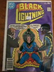 DC BLACK LIGHTING First series 1977 COMIC BOOK. No. 5. GREAT CONDITION. $3.00