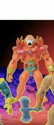 MOTU Masters Universe Lords of Power Power Con EX 2020 BEAST MAN ONLY IN HAND $200.00