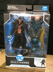 McFarlane DC Multiverse THE BATMAN WHO LAUGHS TYRANT WINGS Collect to Build #3 $28.76