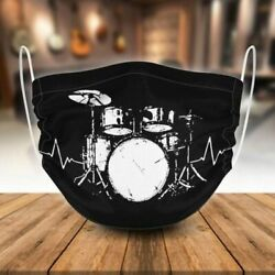 Band Stage Instruments face mask $14.99