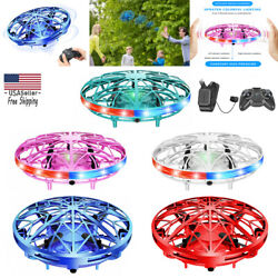 Ufo Flying Ball Mini Drone Rc Toys Hand Controlled Helicopter Kids Gift US $14.64