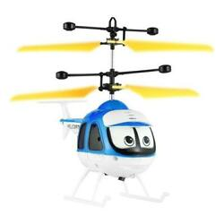 Mini RC Helicopter Drone Remote Control Aircraft Flashing Light Toy For Kid JT $13.36