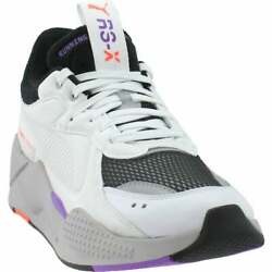 Puma Rs X Softcase Lace Up Mens Sneakers Shoes Casual White $89.99