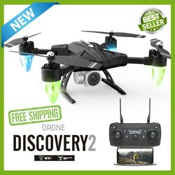 FPV Drone Quadcopter Camera Dron Professional 4K Drone Helicopte 4K GPS Drone $71.99