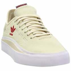 adidas Sabalo Lace Up Mens Sneakers Shoes Casual White $44.99