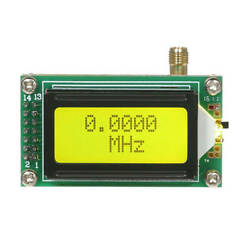 High Accuracy 1 500MHz Frequency Counter RF Meter Tester Module For ham Radio GT $14.56