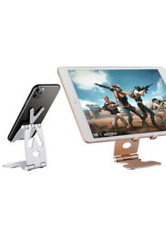 New Adjustable Foldable Holder Desk Stand For Cell Phone Tablet iPad Multicolor $11.99