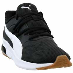 Puma Electron Star Mens Training Sneakers Shoes Casual Black $24.99