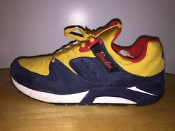 Saucony Packer Shoes Snow Beach Size 11 Sneakers With Box Preowned Rare $95.00