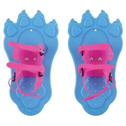 Redfeather Snow Paws Blue Pink $29.95
