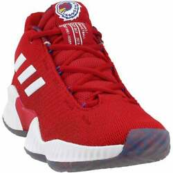 adidas Sm Pro Bounce 2018 Low Hs Elite Mens Basketball Sneakers Shoes Casual $59.99