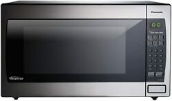Panasonic Microwave Oven NN SN966S Stainless Steel Countertop Built In P14A Sale $78.51