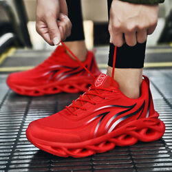 Men#x27;s Fashion Athletic Sneakers Outdoor Casual Running Tennis Sports Shoes Gym $24.09