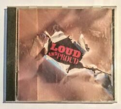 Loud and Proud by Various Artists CD Columbia USA $3.25