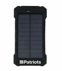 Genuine Patriot Power Cell USB Solar Charger 4Patriots Brand NEW IN BOX $29.95
