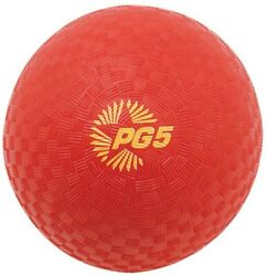 Champion Sports PG5 Playground Ball 5in Red $32.24