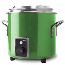 Vollrath 7217235 11 qt Candy Apple Green Countertop Rethermalizer $549.99