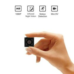 Mini Wireless Security Camera Full HD 1080P Portable Small HD Nanny Cam $29.99