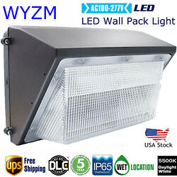 LED Wall Pack Lights 70W 125W 150W Outdoor Commercial Lighting Fixture US Ship