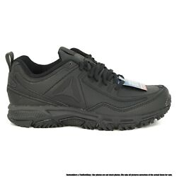 REEBOK RIDGERIDER LEATHER 4E *EXTRA WIDE* MEN#x27;S ATHLETIC COMFORT SNEAKERS $49.99