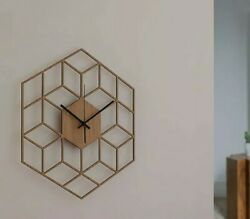 Bamboo Wall Clock AU $59.00