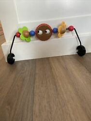 BABYBJORN 080500US Wooden Toy for Bouncer Googly Eyes $34.00