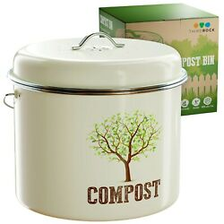 Compost Bin for Kitchen Counter Countertop Compost Bucket 1.3 Gallon $36.99