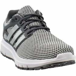 adidas Energy Cloud Mens Running Sneakers Shoes Grey $64.99