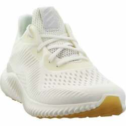 adidas Alphabounce Em Undye Mens Running Sneakers Shoes White Size 11.5 $89.99
