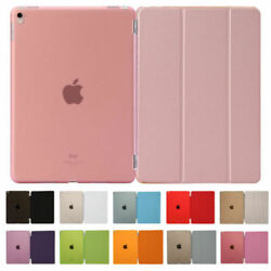 Slim Case Magnetic Smart Cover Stand for iPad 2 3 4 Air 2 3 Mini 1 2 3 9.7quot; 2018 $10.11