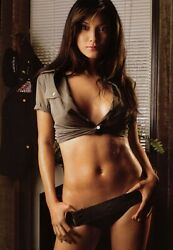 Kelly Hu Sexy Body 8x10 Picture Celebrity Print
