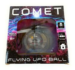 World Tech Toys Comet Flying UFO Heli Ball New free shipping. 33206 Toy kid $8.99