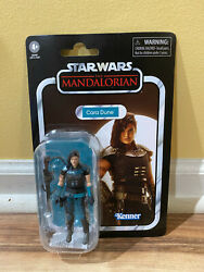IN HAND Star Wars The Mandalorian Cara Dune The Vintage Collection Action Figure $64.99