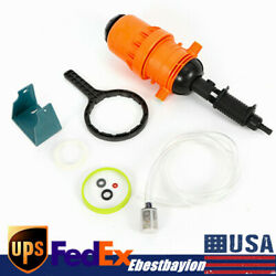 Proportional Fertilizer Injector Dispenser Precise Ratio Setting Watering Tool $65.54