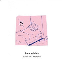 TEEN SUICIDE DC SNUFF FILM WASTE YRSELF CD NEW