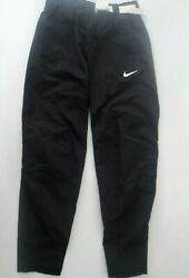 Nike Women Sportswear Tech Pack Woven Pants CU6018 Black 010 Size XL NWT $49.99
