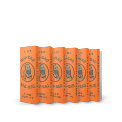 Zig Zag Rolling Papers French Orange 1 1 4 6 Booklets $10.99